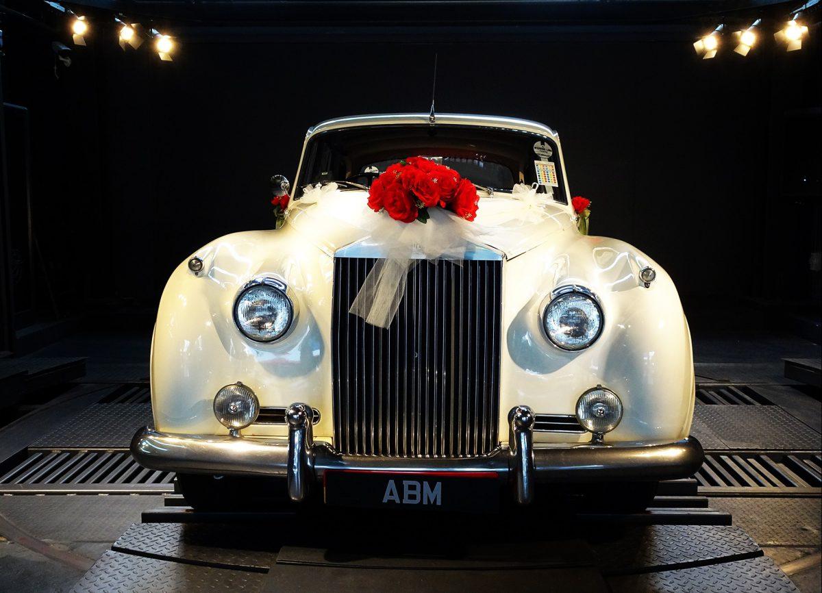 1956 ROLLS ROYCE SILVER CLOUD I 4.9 AUTO