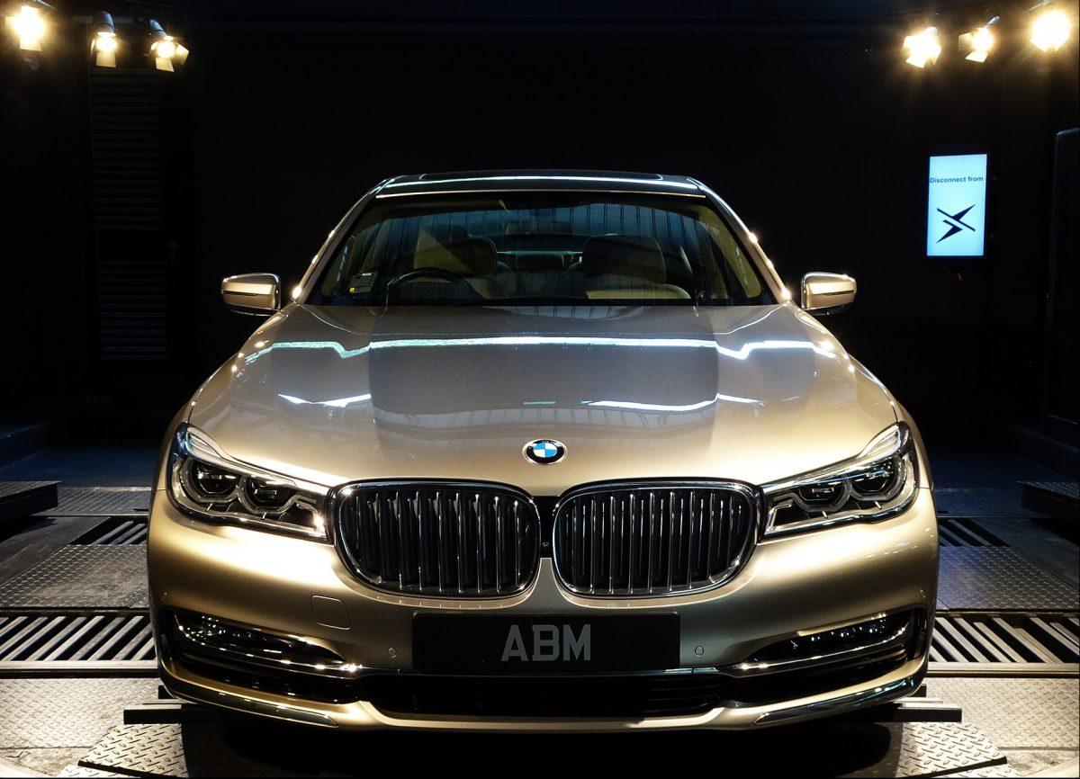 [SOLD] 2016 BMW 740Li