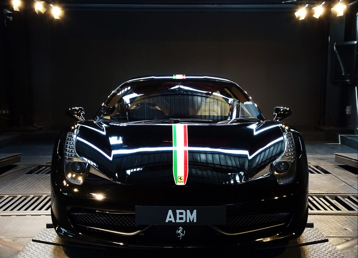 [SOLD] 2010 FERRARI 458 ITALIA 4.5L SMT
