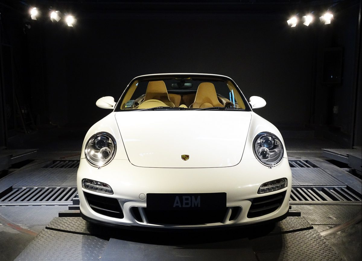 [SOLD] 2011 PORSCHE 911 CARRERA GTS CABRIOLET