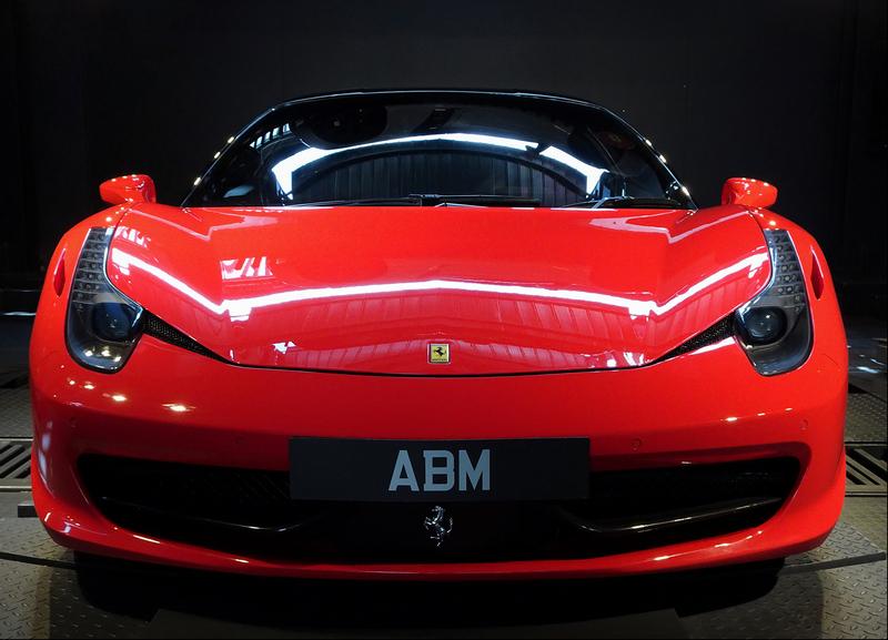 2012 FERRARI 458 ITALIA 4.5L SMT
