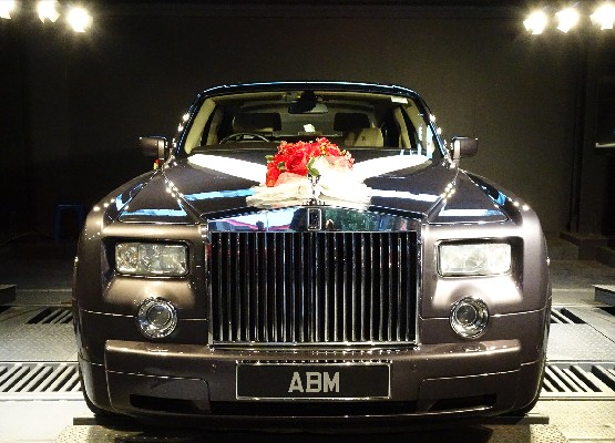 2009 ROLLS ROYCE PHANTOM 6.7 A