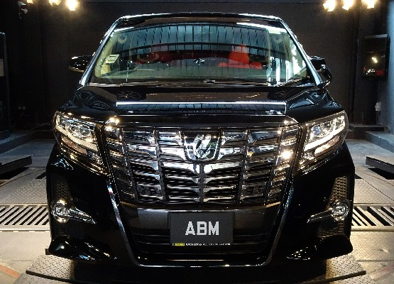 [SOLD] 2017 TOYOTA ALPHARD 3.5SA-C PACKAGE A