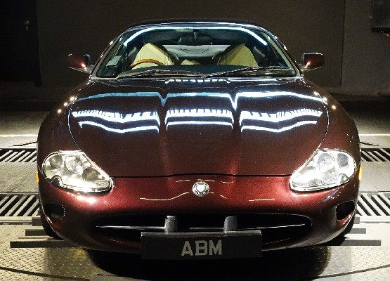 [SOLD] 1997 JAGUAR XK8 COUPE