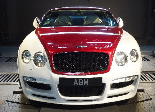 [SOLD] 2010 BENTLEY CONTINENTAL GT 6.0 A