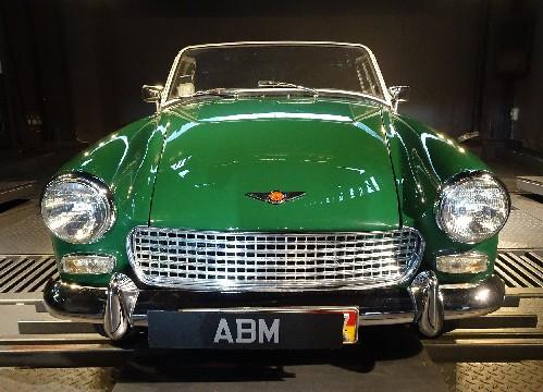 1962 AUSTIN HEALEY SPRITE MK2