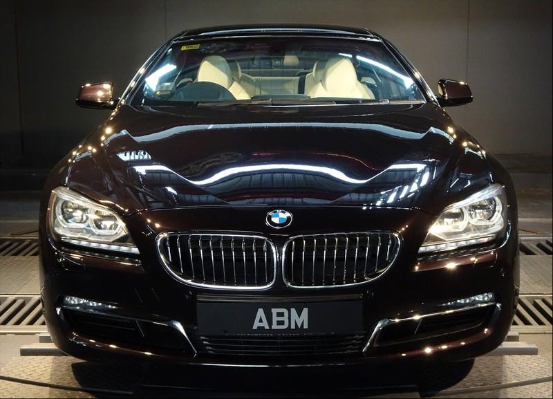 2014 BMW 640I GRAN COUPE (INDIVIDUAL)