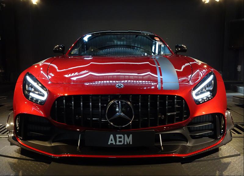 2021 MERCEDES AMG GTR PRO